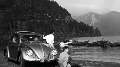 Du får Boble både med markrelltak (bildet) og som cabriolet. De mest verdifulle eksemplarene er de første cabrioletene.