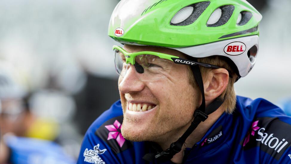TILBAKE TIL SKY: Lars Petter Nordhaug (Belkin Pro Cycling) velger gamlelaget Sky. Foto: Vegard Wivestad Grøtt / NTB scanpix