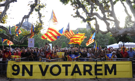 Thumbnail for Catalonia kan bli selvstendig - TV2.no
