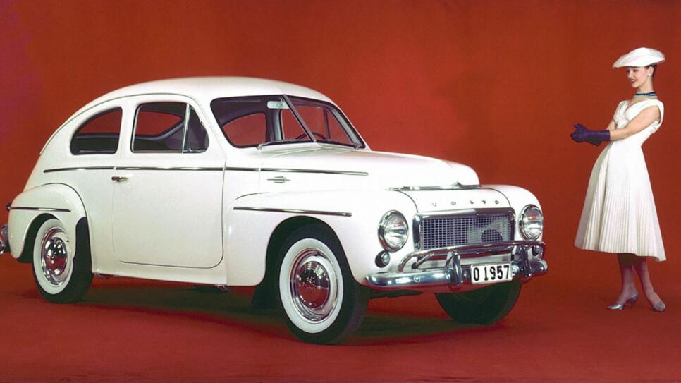 Volvo PV 444 var Volvos inntreden i det viktige amerikanske markedet på slutten av 50-tallet.