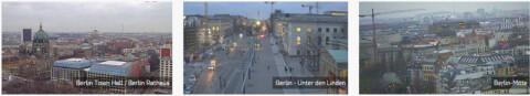 BERLIN: Værkamera lar deg «kikke» ut av vinduet og sjekke været akkurat nå, i hele verden.