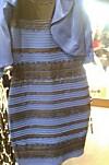 Hvit og gull eller blå og sort? Eller ser du en helt annen farge? (Foto: swiked.tumblr.com)