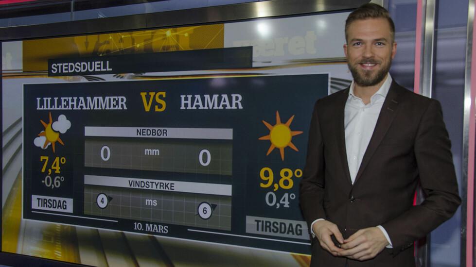 tv 2 hjelper deg kontakt Hammerfest