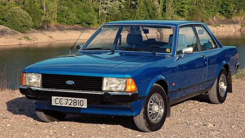 Underbittet var tidstypisk for slutten av 70-tallet. Vi fant det samme på bla.Volvo 240 og Opel Rekord fra samme periode. Foto: Privat