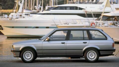 Touring, altså stasjonsvogn-utgaven, av E30-karosseriet er blitt stadig mer populær.