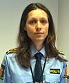 Politiadvokat Syliva Myklebust ber om fire uker i varetekt for halliksiktet rumener. Foto: Klaus Holthe/TV 2