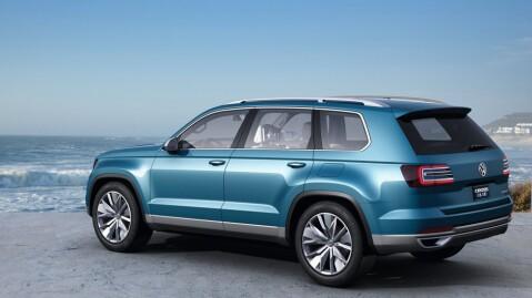 CrossBlue er bygget på samme plattform som blant andre VW Golf. Det sier sitt om hvor fleksibel denne plattformen er i størrelsen. For Volkswagen-konsernet er dette viktig for å holde utviklingskostnadene nede.