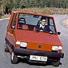 Volvos elbil-prototype fra 1977.
