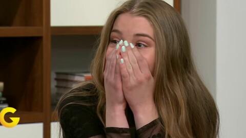 The Stream-aktuelle Ylva (15) ble overrasket med Adele-billetter på direkten
