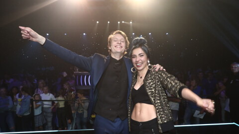 Marius (18) og Norah (19) er årets Idol-finalister