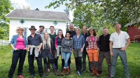 Her er kjendisene som skal være med på Farmen