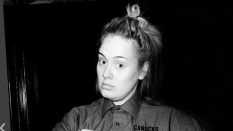 Adele viser seg usminket på Instagram – hylles av fansen