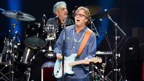Clapton-gitar solgt for 380.000 kroner