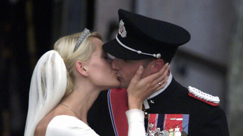 Kronprinsparet feirer 15 års bryllupsdag