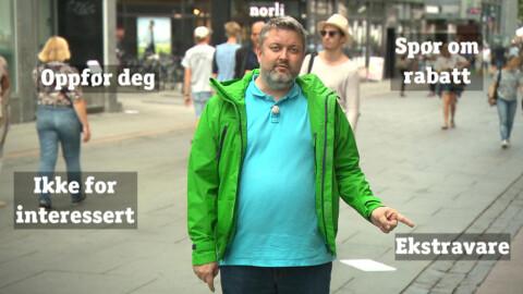 Du kan spare flere tusen på å prute i norske butikker