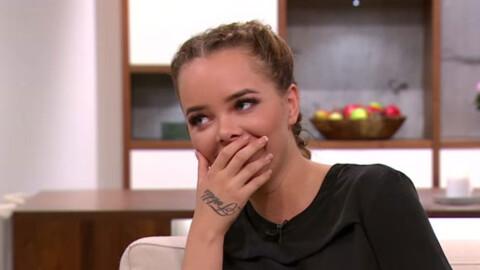 Sophie Elise overrasket på direkten: – Nei! Kødder du?