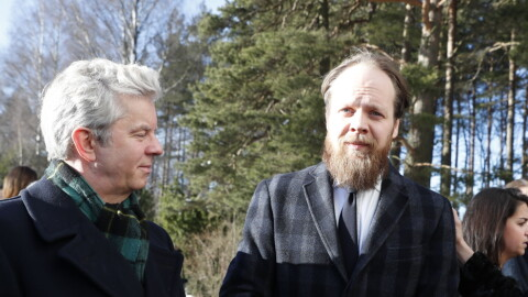 Komiker-Norge tok et siste farvel: – Sorgen er bunnløs