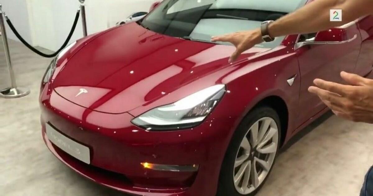 Tesla Model 3: Bli med på omvisning i Teslas nye bestselger