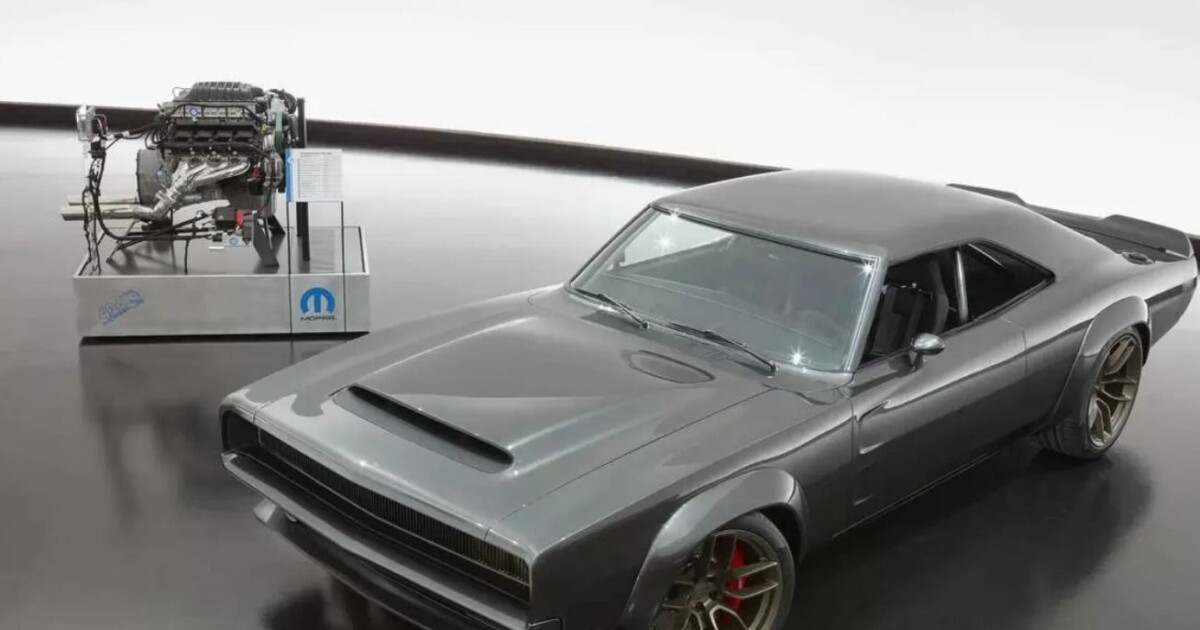 Will Old Muscle Cars Give Modern Monsters