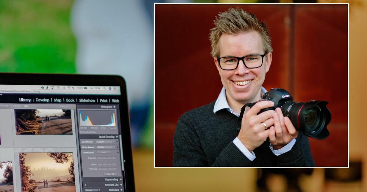 fda0083e Fotografens beste tips for å få orden på bildene dine