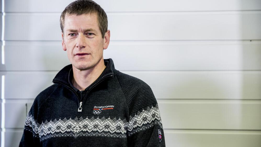 BLIR TOPPIDRETTSSJEF: Tore Øvrebø blir etter det TV 2 erfarer toppidrettsjef. Foto: Stian Lysberg Solum / NTB scanpix