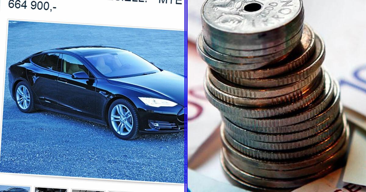 - Det er urimelig dyrt å annonsere bilen