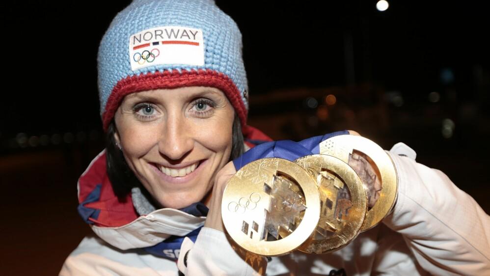 Dersom det ikke blir OL i Oslo i 2022, ser Marit Bjørgen mørkt på fremtiden til dette idrettsarrangementet: – Jeg mener at det kan bety slutten for de olympiske leker.  Foto: Lise Åserud / NTB scanpix