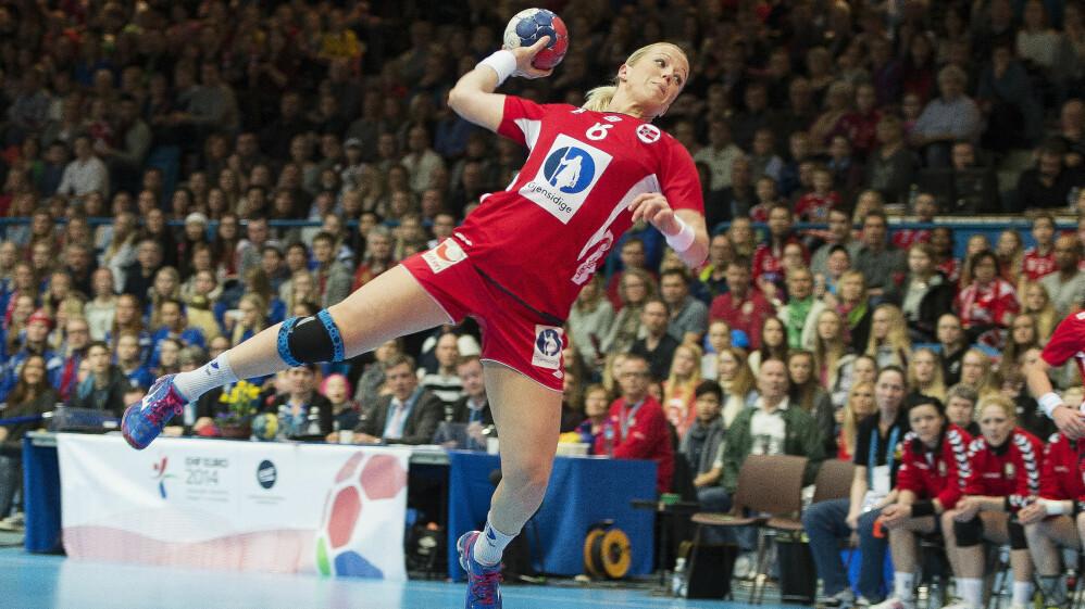 TILBAKE: Heidi Løke melder seg klar for landslaget igjen. Foto: Carina Johansen  / NTB Scanpix