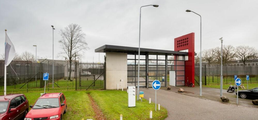 «NORSK FENGSEL»: Norgerhaven fengsel blir helnorsk etter leieavtalen med Nederland. Foto: Det nederlandske sikkerhet- og justisdepartementet.