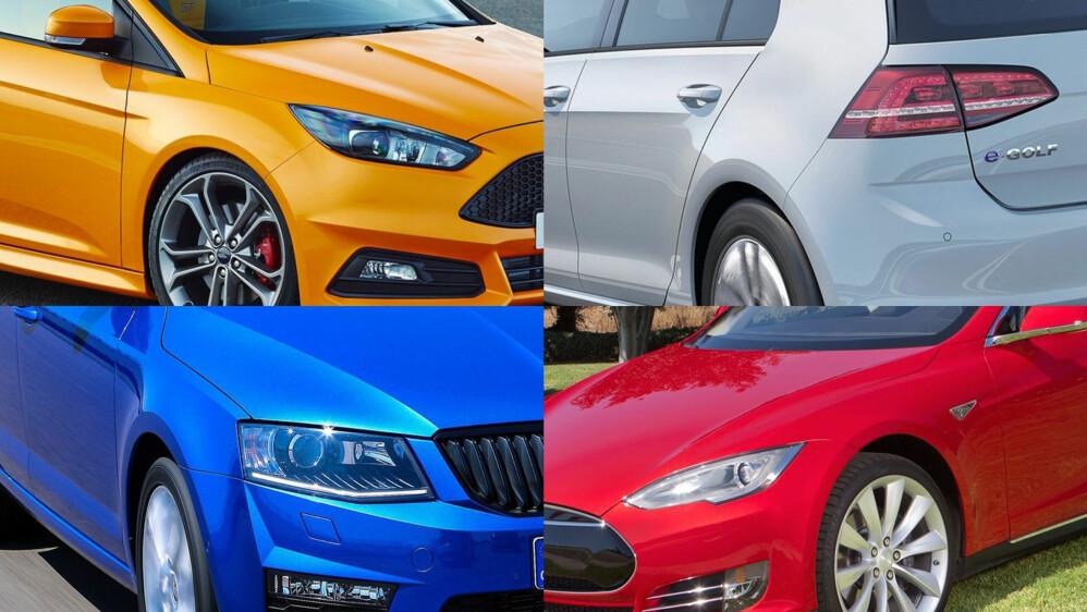 Rekordhøyt salg av personbiler i Norge ga mange vinnere i fjor, men også noen tapere. Og bestselgeren slo alle konkurrentene med solid margin.
