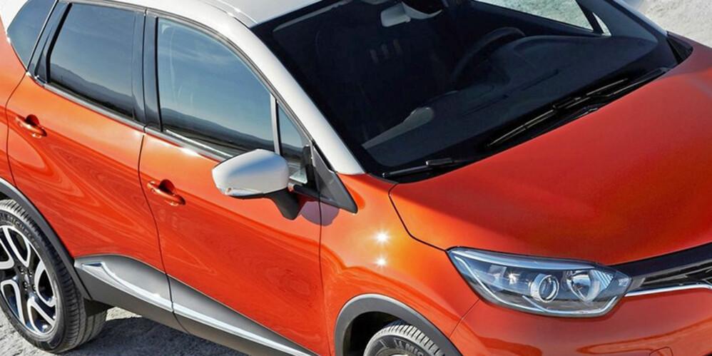 Renault klarte nesten dobling av salget sitt på det norske markedet i fjor, det endte med pluss 83,7 prosent.