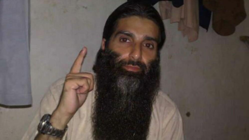 PÅGREPET: Arfan Bhatti er pågrepet på Gardemoen.
