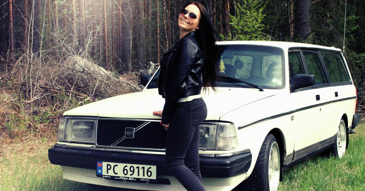 Ida Marie (19): - Jeg vil ikke ha en jalla rånebil!