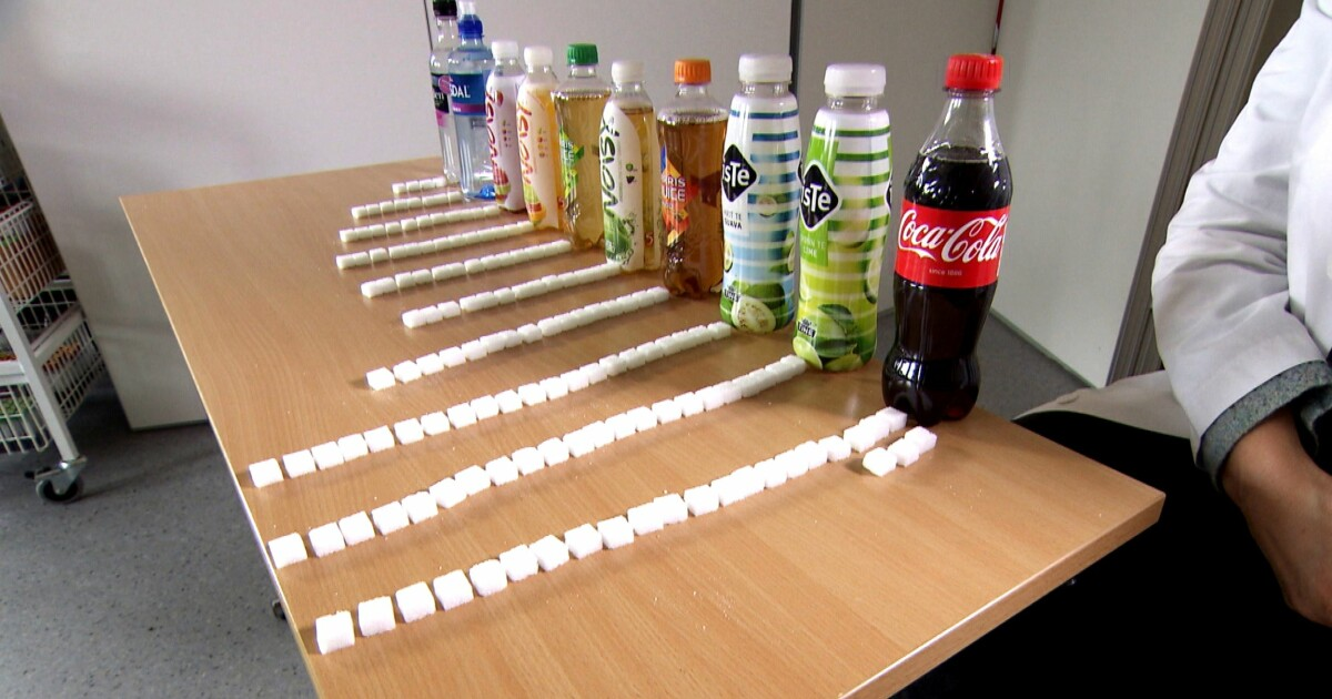 effbb057 Sunnere enn brus? Så mye sukker drikker du egentlig