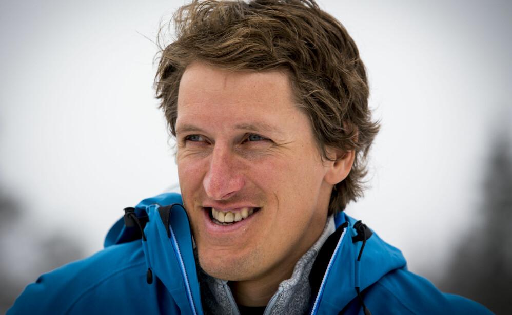 BLIR LANDSLAGSTRENER: Lars Berger legger opp og blir landslagstrener for syns- og bevegelseshemmede. Foto: Erlend Aas / NTB scanpix