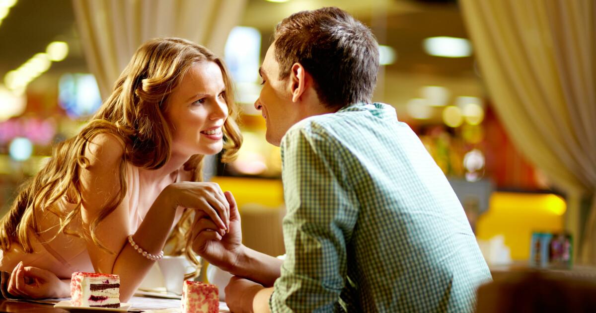 Romantisk date for han