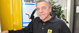 Kommunikasjonsrådgiver Jan Ivar Engebretsen i NAF ber folk være ekstra forsiktige når de kjører med fullastet bil.