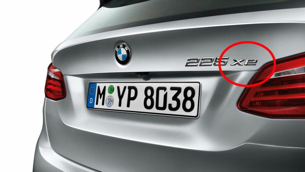 2-serie Active Tourer er den kompakte flerbruksbilen til BMW, og nå blir den både ladbar og får firehjulsdrift.
