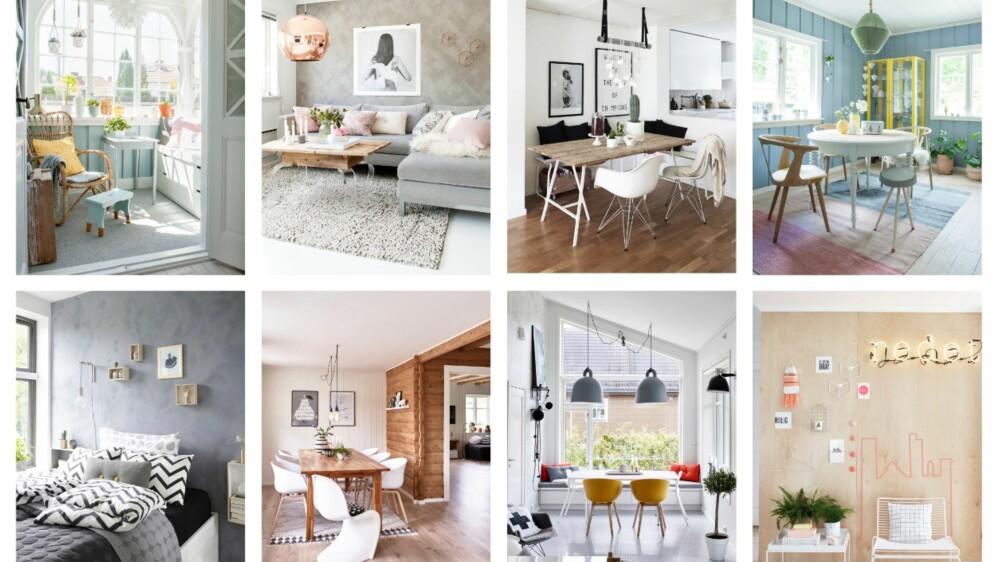 Disse kjemper om å være norges vakreste hjem