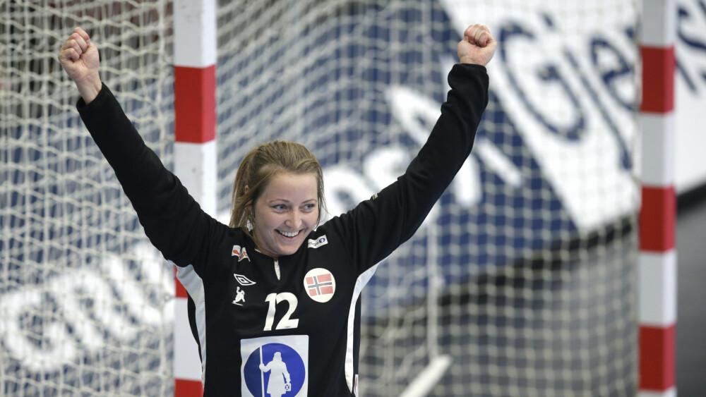 BYTTER KLUBB: Silje Solberg forlater Team Tvis Holstebro etter denne sesongen. Foto: Vidar Ruud / NTB scanpix