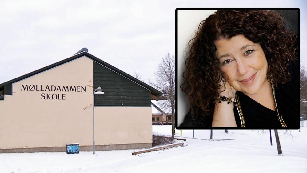 AKTSOMHET: Forfatter og fagansvarlig i Unicef Norge, Kristin Oudmayer, ber folk vise aktsomhet i kommentarfeltene. FOTO: TV 2/PRIVAT