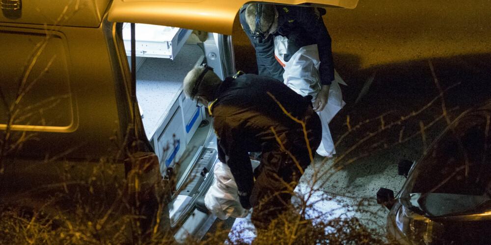 Mannen ble funnet drept natt til lørdag. Foto: Tor Erik Schrøder / NTB scanpix