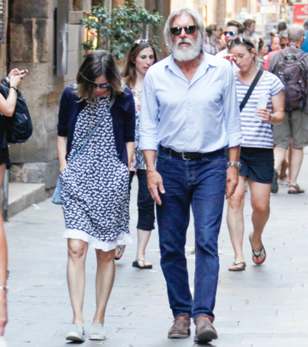 Slik ferierer kjendisene i sommer - se stor bildeserie