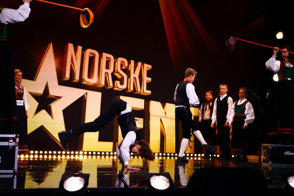 Norske Talenter Vinner 2019