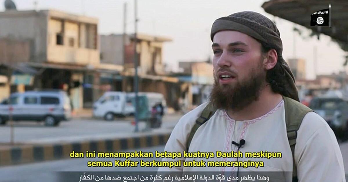 Her snakker østfoldingen (27) norsk i propaganda-video for IS