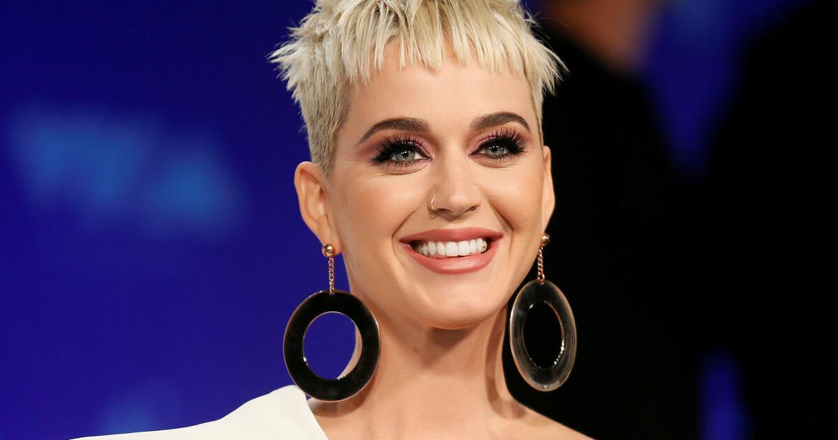 Katy Perry (33) letter på sløret: - Jeg er ikke singel
