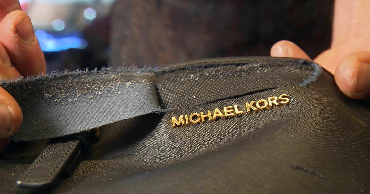 7bf0a8b0 Test av skinn i Michael Kors-veske:- Billig skit!