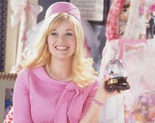 Reese Witherspoon i Lovlig Blond 2 02