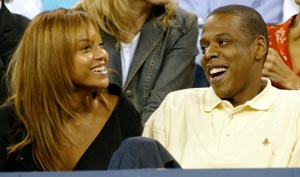 Beynocé Knowles og Jay-Z (Foto: EPA/SCANPIX)