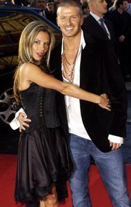 Victoria og David Beckham